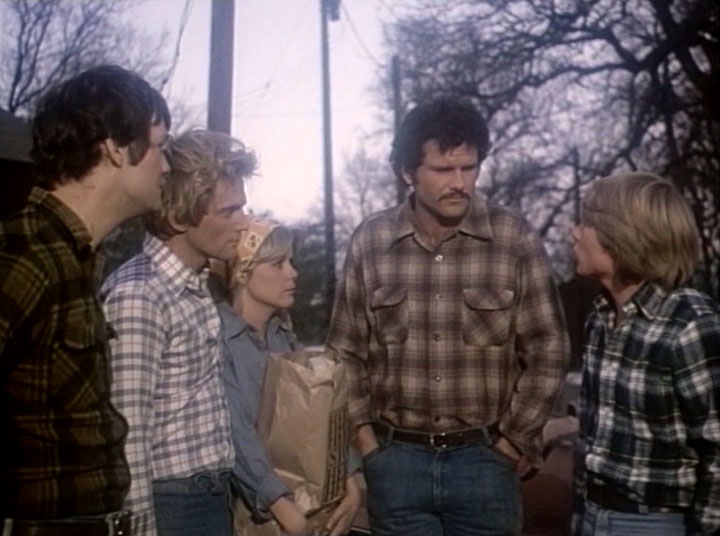 This movie single handedly kept the flannel market going in 1980.