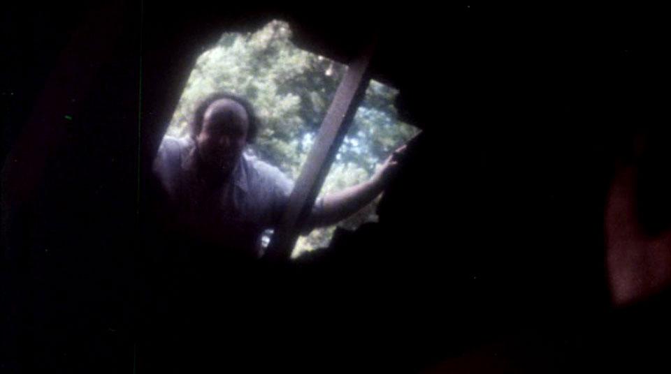 Ceiling killer is watching you enunciate.