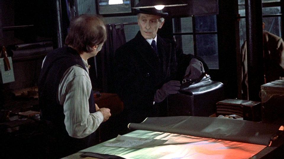 I promise, I shall make you a grand suit, Tarkin.