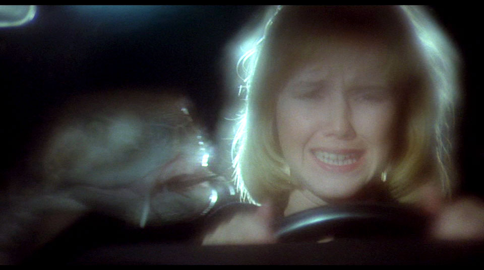 I'm your passenger. Drive. Hssssss.
