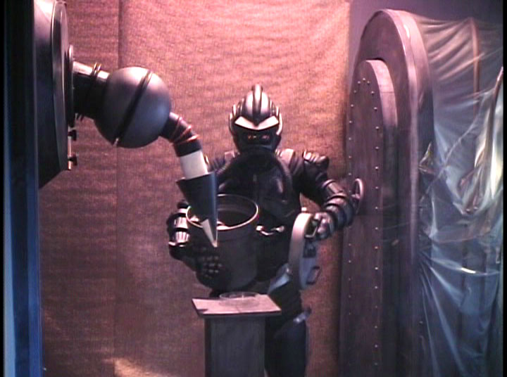 Mandroid, do dishes. Mandroid, take out trash. Mandroid sick of chores, that what Mandroid is...