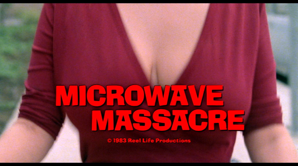 That is neither a microwave, nor a massacre!