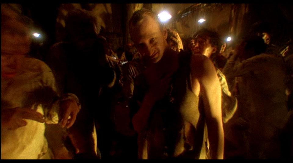 Robert Englund cameo without makeup!