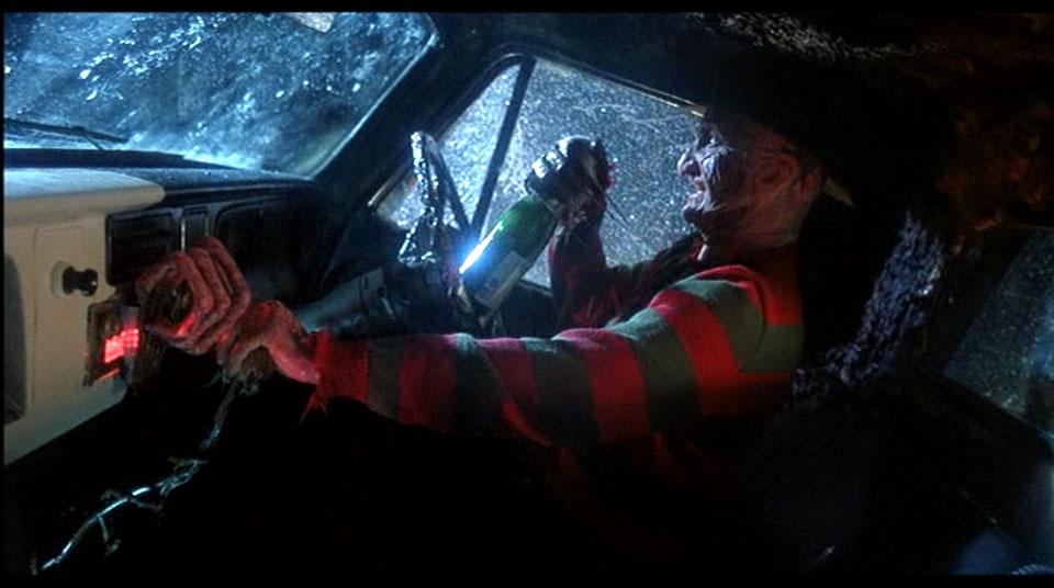 Freddy is my co-pilot.
