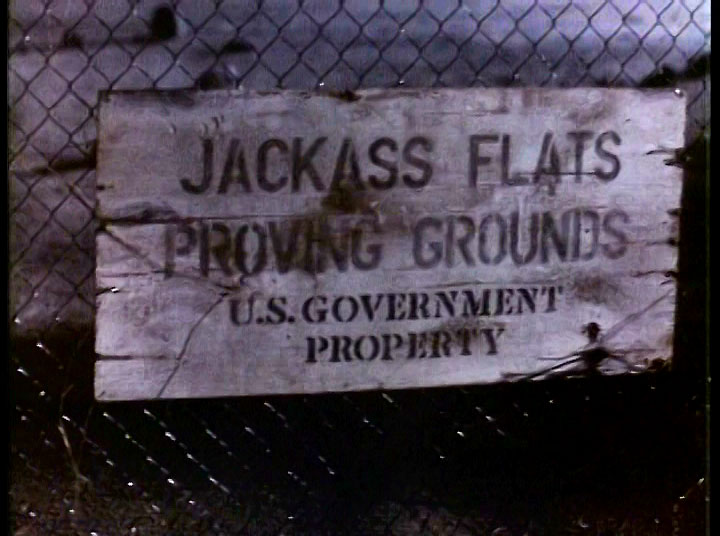 My name is Jason grey and welcome to Jackass...Flats.