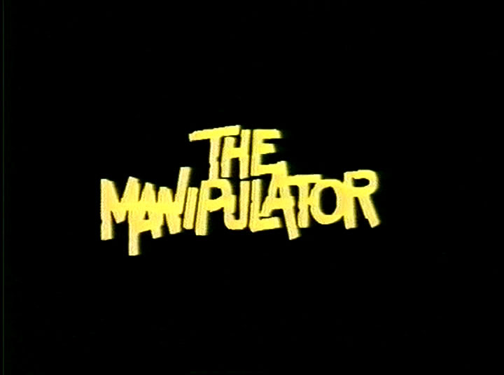 I am The Manipulator, and I bring to you my songs...
