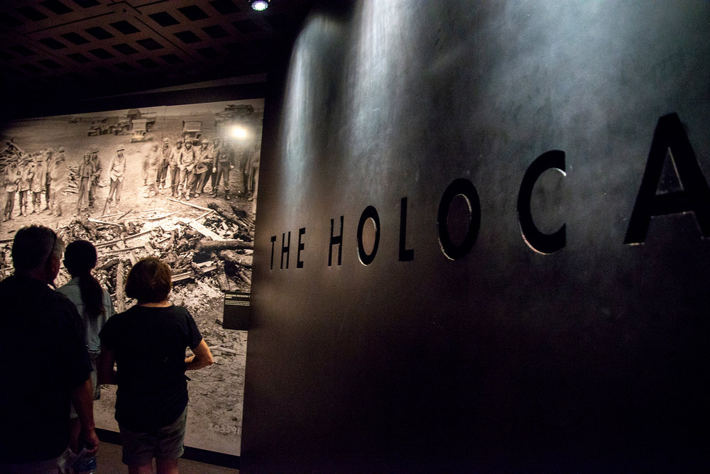 Guide to Washington DC: Holocaust Museum