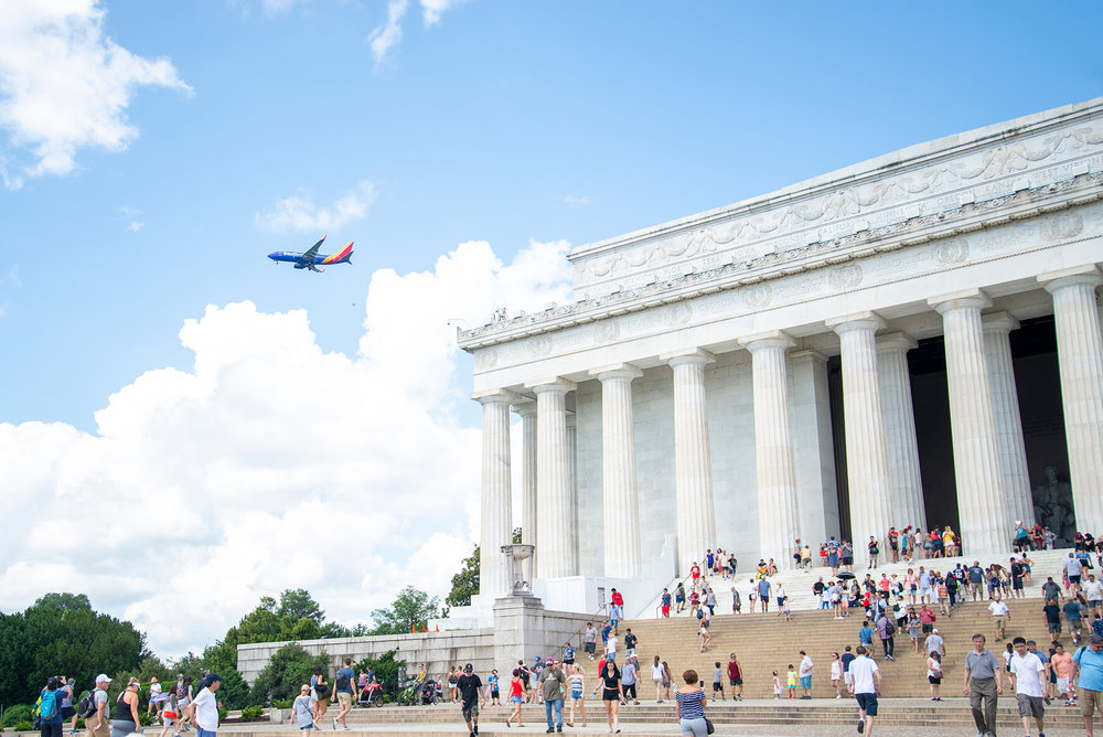 Guide to Washington DC: Lincoln Memorial