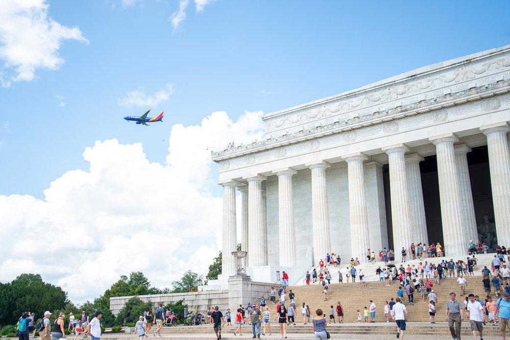 Guide to Washington DC: Lincoln Memorial