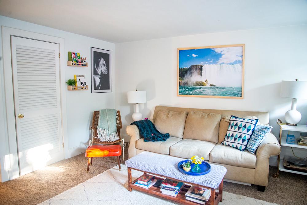 Garden Apartment Rental Tour