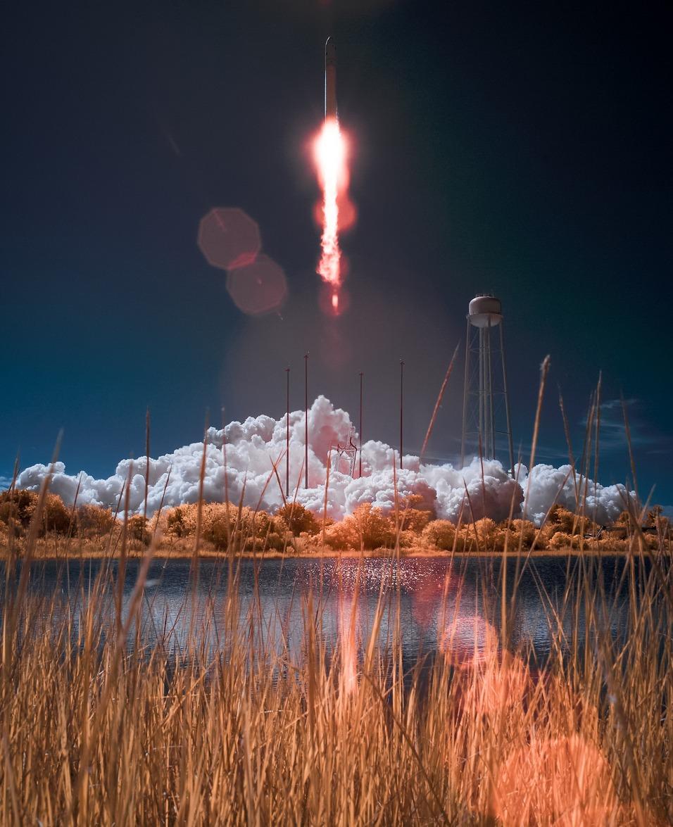 Foto: NASA, użyte i udostępnione na licencji CC BY 2.0.