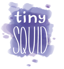 tiny squid
