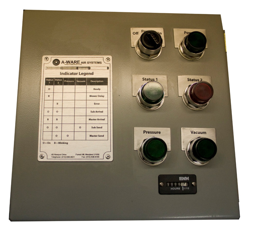 Heavy-duty Point-to-Point Controller