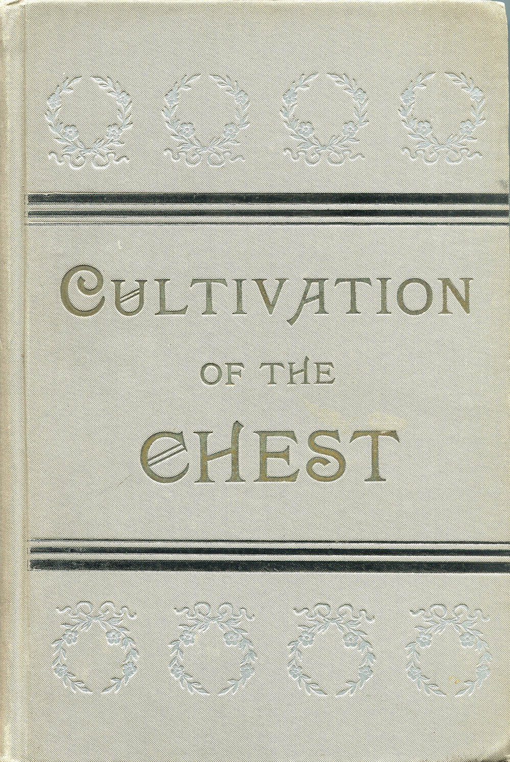 Cultivation Of The Chest by Edmond Shaftebury, 1895