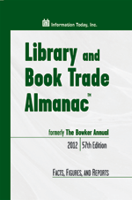 Library Book and Trade Almanac 2012