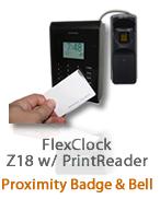 Z18 FlexClock