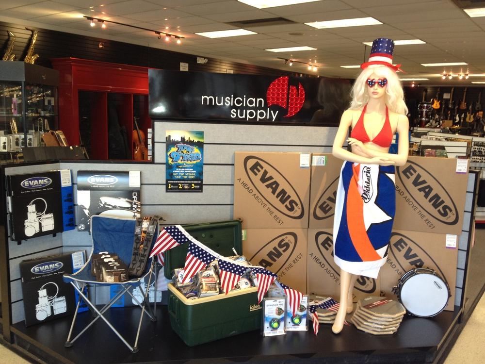 Musician Supply | Lexington, SC