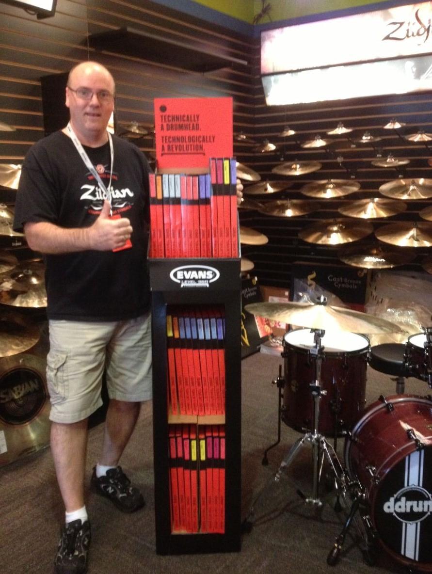 All Pro Percussion | Tampa, FL (Photo bomb!)