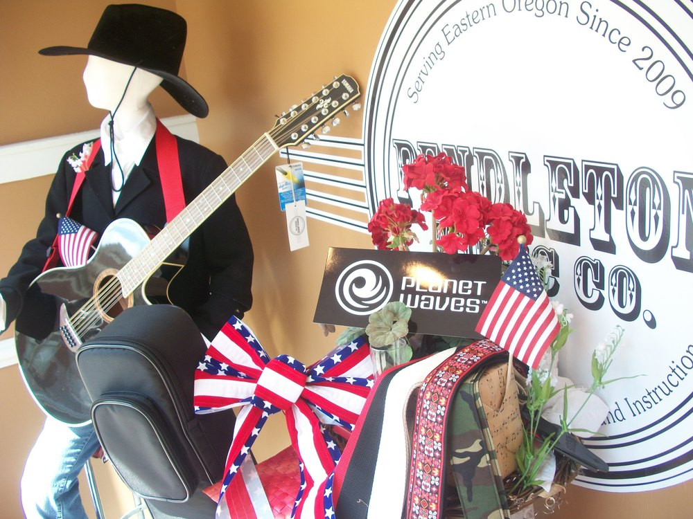 Pendleton Music Co. | Pendleton, OR