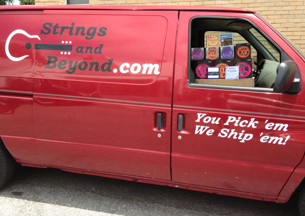 Strings & Beyond | Southport, NC
