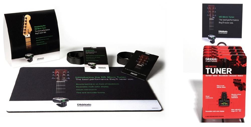 Micro tuner POP kit