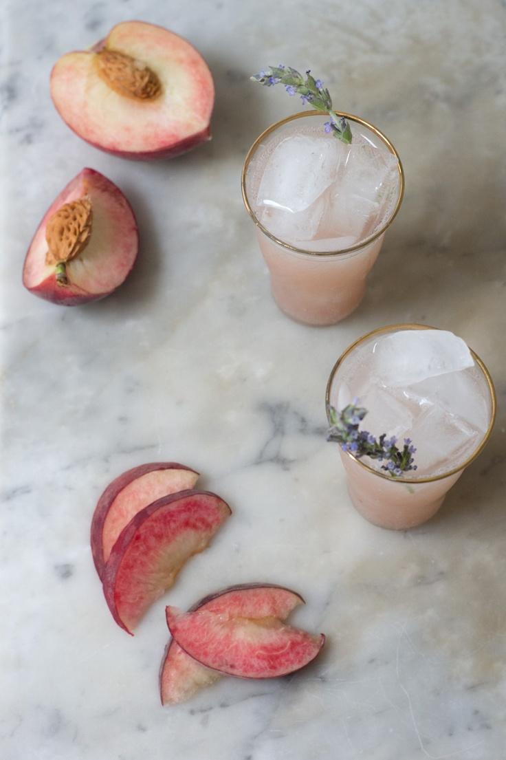 White peach maple soda courtesy of Quitokeeto