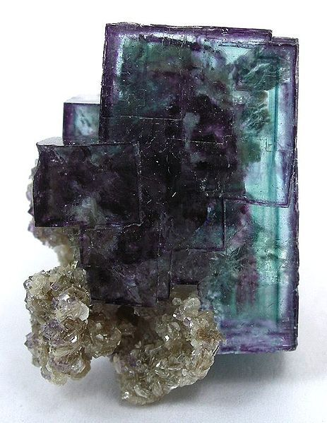 Flourite and Muscovite