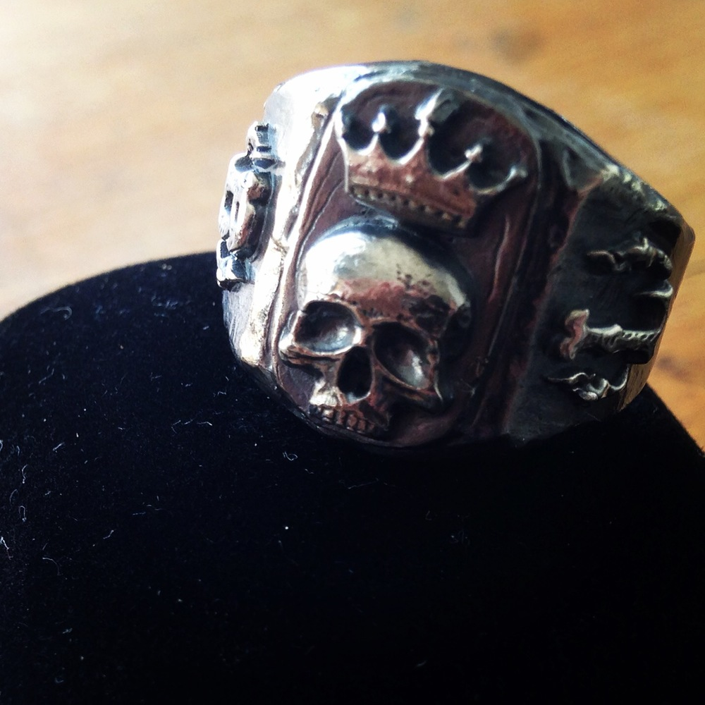 Black Label Trading Company Ring