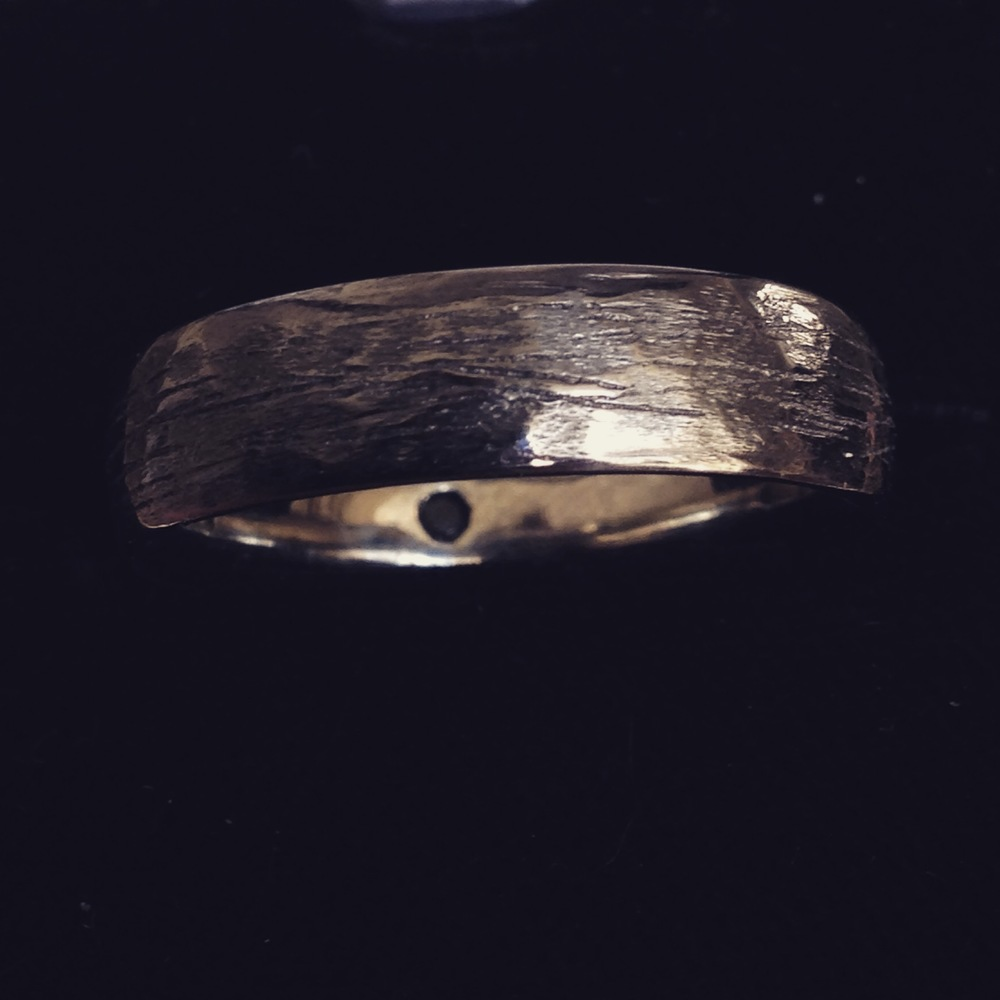 Wedding Band Rework