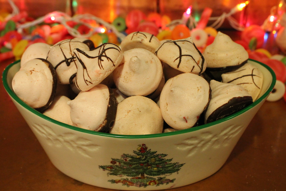 Don't these just look like Christmas?