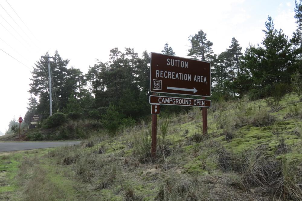 Year-round Sutton Campground