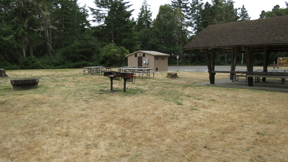 Group Overnight or Picnic Area - Loop C