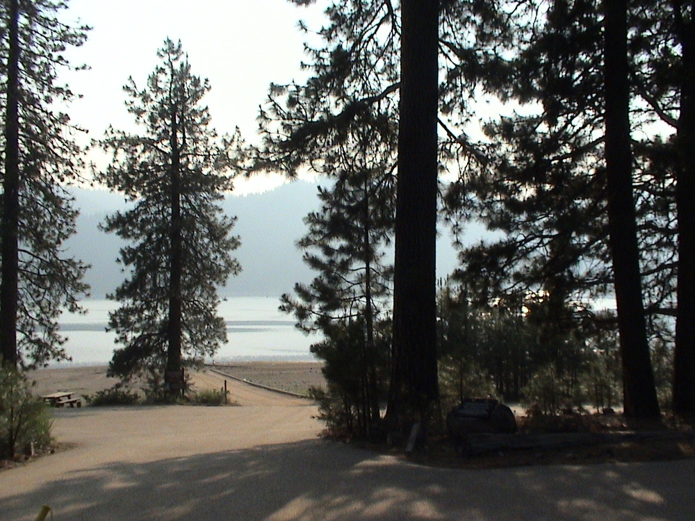 Boat Launch - 2 miles from Ponderosa Campground
