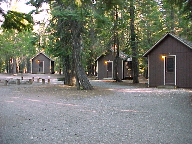 Sleeping Cabins