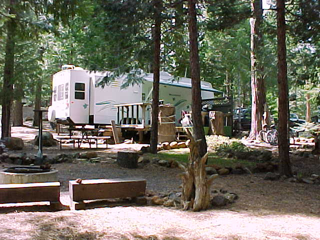 Area Manager Site - Rocky Point Campground