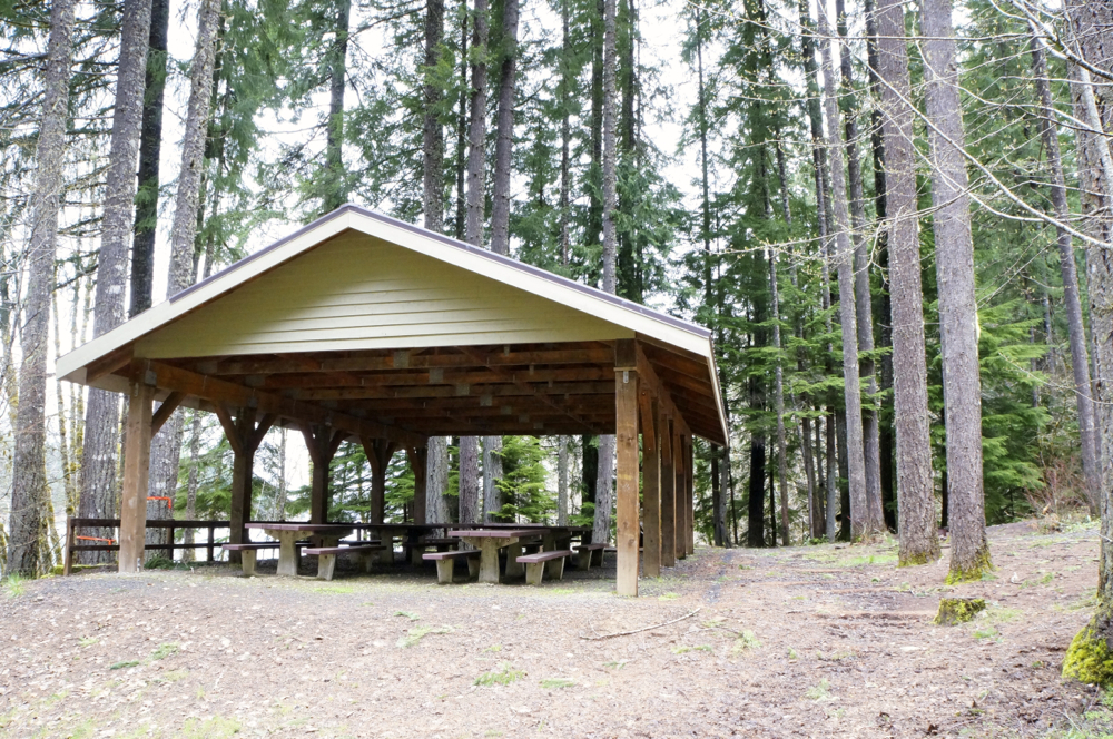 Group Camp Pavilion