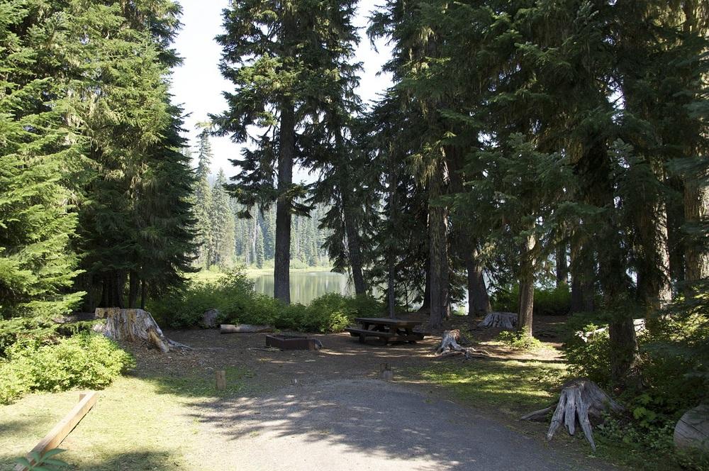 21 campsites