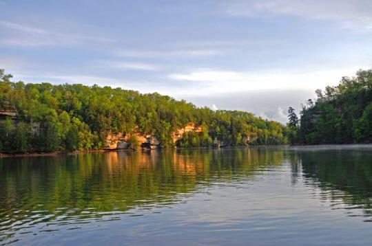 Laurel River Lake Campgrounds: