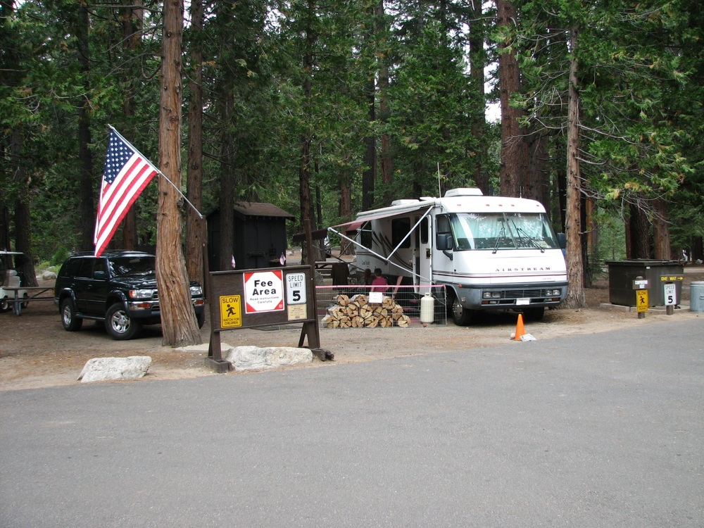 Host Site - Baker Campground