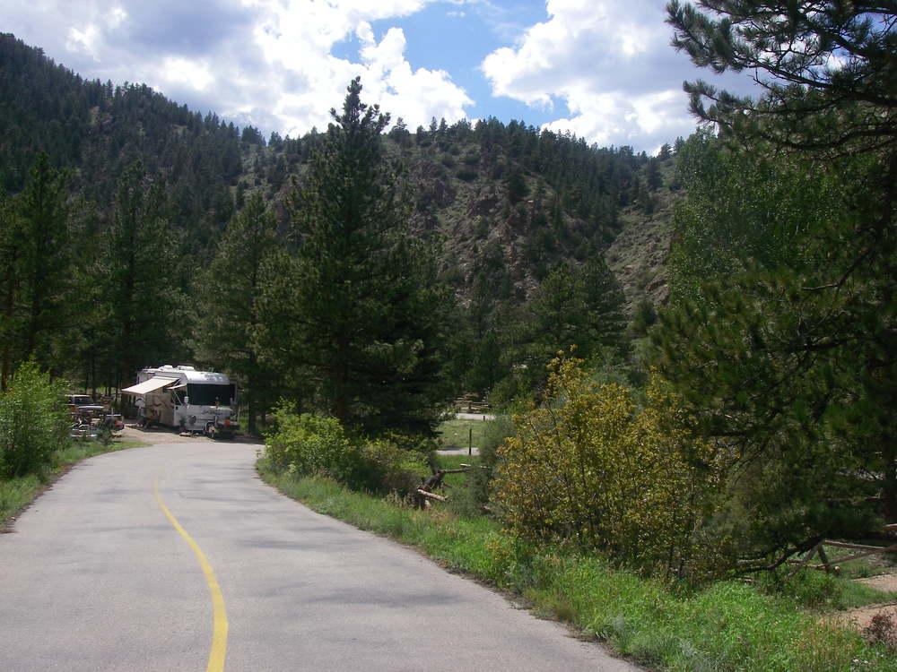 american land leisure mountain park cache la poudre