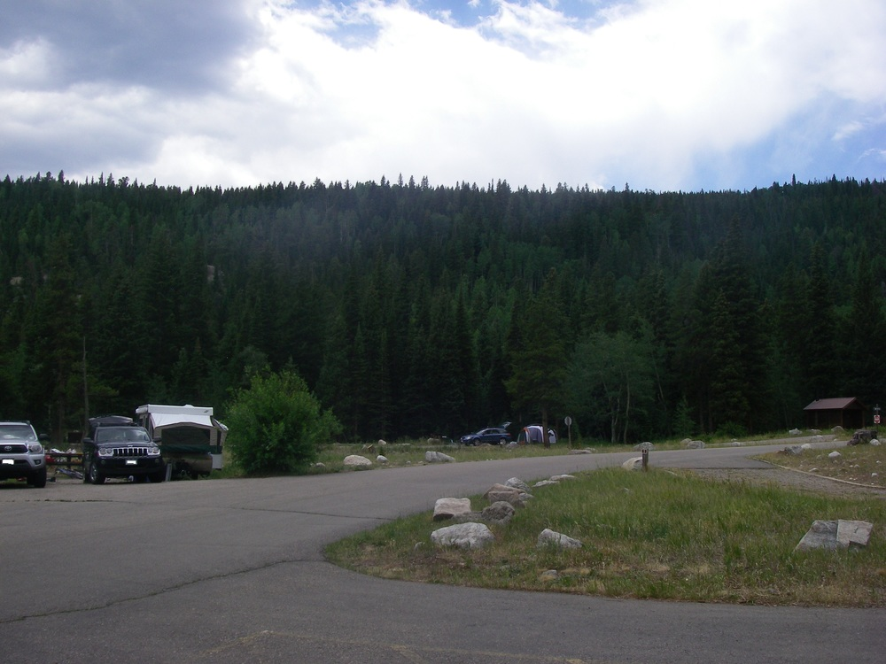 RV friendly campsites
