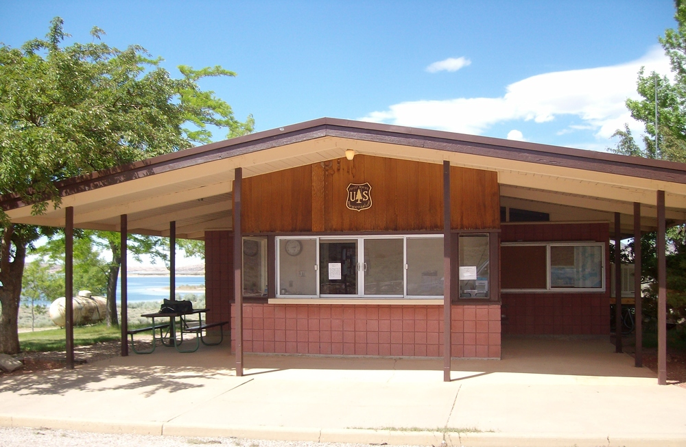 Antelope Flats Campground Office