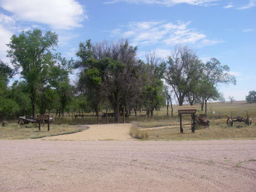 Lee & Dorothy Rhoads Farm Museum