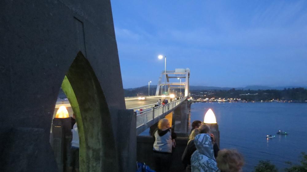 Waldport July Fireworks Show