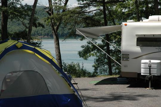 Bolar Mountain Campgrounds