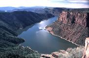 Flaming Gorge Reservoir, UT