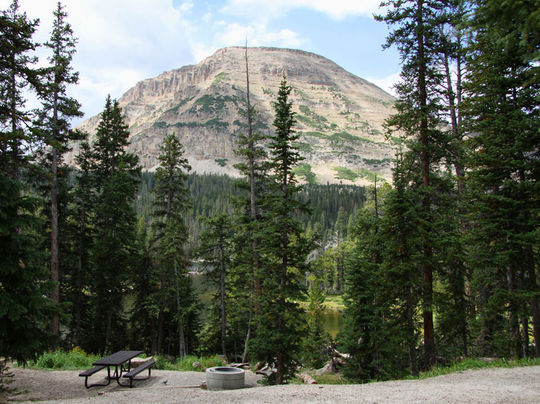 Mirror Lake Campground