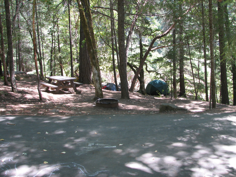 Tent and RV friendly camping