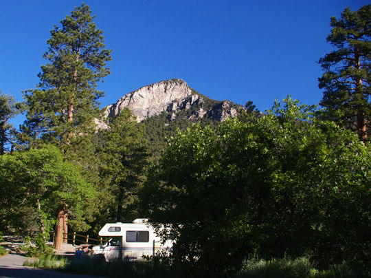 What to see from your campsite