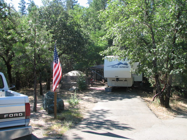 Pogie Point, California host site